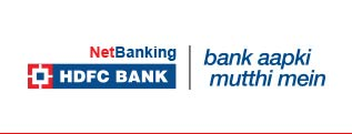 Welcome to HDFC Bank NetBanking